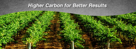 Carbon rich organic acids huma gro for Rich soil definition